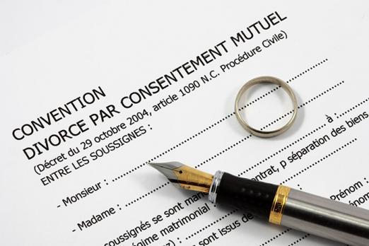 Avocat divorce consentement mutuel Orsay